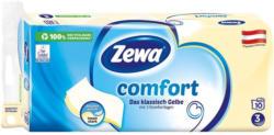 Zewa Comfort Toilettenpapier Gelb