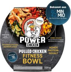 Power Chicken Pulled Chicken Fitness Bowl