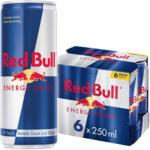 BILLA Red Bull Energy Drink 6-Pack