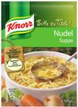 BILLA Knorr Bitte zu Tisch Nudelsuppe
