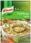 BILLA Knorr Bitte zu Tisch Frühlingssuppe