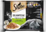 BILLA Sheba Delikatesse in Gelee Feine Vielfalt 4-Pack