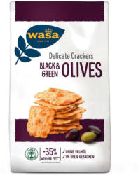 Wasa Delicate Crackers Oliven