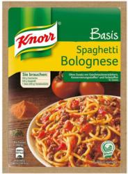 Knorr Basis für Spaghetti Bolognese