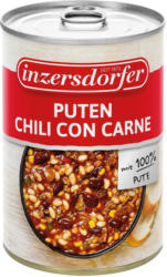 Inzersdorfer Puten Chili Con Carne