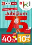 XXXLutz Mann Mobilia - Ihr Möbelhaus in Ludwigsburg XXXLutz XXXLutz 75 Jahre Jubiläum - bis 06.09.2020