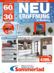 Möbelstadt Sommerlad Neueröffnung in Marburg - bis 29.08.2020