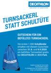 DECATHLON DECATHLON Prospekt - Turnsackerl statt Schultüte - bis 09.09.2020