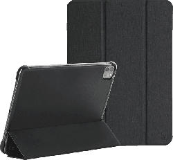 HAMA Fold Tablethülle, Bookcover, Schwarz