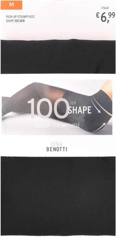 Damen Shape-Strumpfhose mit 100 DEN (Nur online)