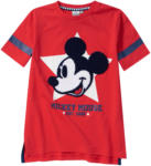 Ernsting's family Micky Maus T-Shirt mit Applikation