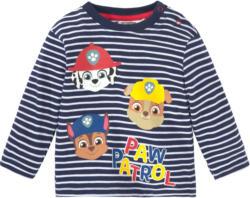 PAW Patrol Langarmshirt im Ringel-Look