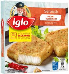 Iglo Polar-Dorsch Serbische Art