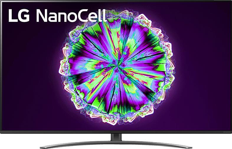 LG 55NANO816NA NanoCell LCD TV (Flat, 55 Zoll/139 cm, UHD 4K, SMART TV, webOS 5.0 (AI ThinQ))