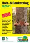 Holz Possling Holz- & Baukatalog - bis 30.09.2020