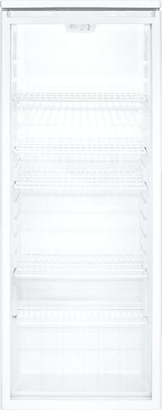 BOMANN KSG 7280  Gewerbekühlschrank (-, 0 kWh/Jahr, 1430 mm hoch, Weiß)