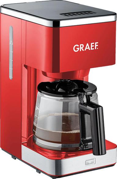 GRAEF FK 403 Kaffeemaschine Rot