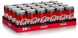 Coca-Cola Zero Zucker 24 x 33 cl