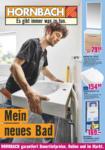 Hornbach Hornbach - Mein neues Bad - bis 17.10.2020