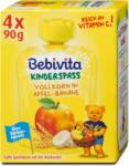 dm Bebivita Kinder Spaß Fruchtbrei Vollkorn in Apfel-Banane