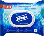 dm Tempo Feuchte Toilettentücher Sea Minerals