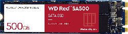 WD Red™ SA500, 500 GB SSD, intern