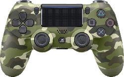 SONY PlayStation 4 Wireless Dualshock v2 Controller, Camouflage Grün