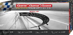 CARRERA (TOYS) Steilkurven 3/30° (6) Carrera Zubehör, Mehrfarbig