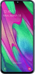 SAMSUNG Galaxy A40 Enterprise Edition Smartphone, Black