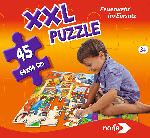 MediaMarkt NORIS XXL Puzzle Feuerwehr im Einsatz Puzzle, Mehrfarbig