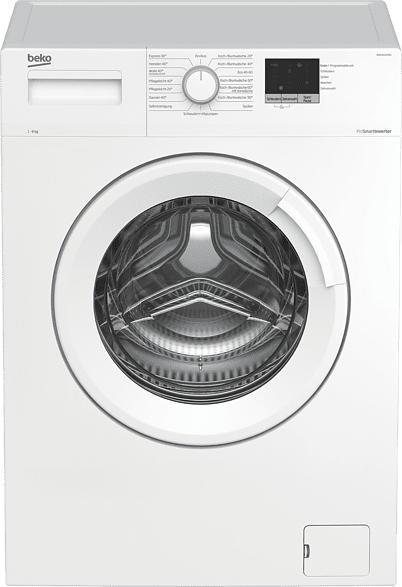 BEKO WML 61423 N1  Waschmaschine (6 kg, 1400 U/Min., A+++)