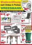 Wreesmann Wiedereröffnung Pockau - bis 04.09.2020