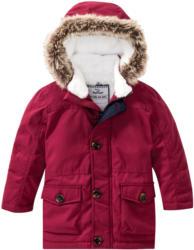 Baby Winterjacke im Parka-Stil
