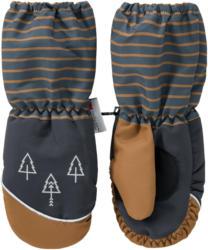 Baby Handschuhe mit Wald-Motiven