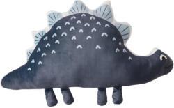 Kuschelkissen in Dino-Form