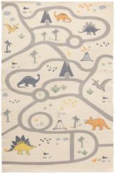 Teppich mit Dino-Muster