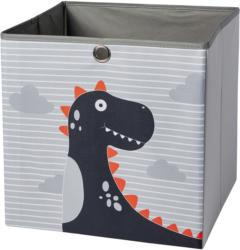 Aufbewahrungsbox mit Dino-Motiv