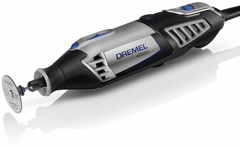 DREMEL 4000-1/45 (F0134000JA) Rotationswerkzeug, Schwarz/Silber