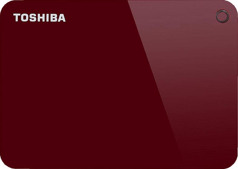 TOSHIBA Canvio Advance, 4 TB HDD, 2.5 Zoll, extern