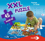 MediaMarkt NORIS XXL Puzzle Piraten in Sicht Puzzle, Mehrfarbig