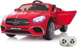 Kinderauto Ride-On Mercedes-Amg Sl 65 Rot
