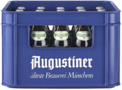 Augustiner Vollbier Hell 20 x 0,5 Liter, jeder Kasten