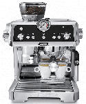 MediaMarkt Espresso Siebträger Maschine La Specialista Silber (EC9335.M)