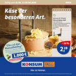 Konsum Dresden Wöchentliche Angebote - bis 05.09.2020