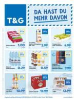 T&G Flugblatt