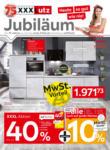 XXXLutz Mann Mobilia - Ihr Möbelhaus in Fellbach XXXLutz 75 Jahre Jubiläum XXXLutz Küchen - bis 27.09.2020