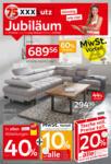 XXXLutz Mann Mobilia - Ihr Möbelhaus in Ludwigsburg XXXLutz XXXLutz 75 Jahre Jubiläum - bis 13.09.2020