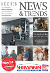 Nemann GmbH Küchen News & Trends - bis 22.09.2020