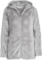 Damen Loungewear-Jacke mit Kapuze (Nur online)
