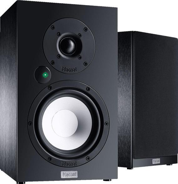 MAGNAT Multi Monitor 220 Bluetooth Lautsprecherset (Stereo, Schwarz)